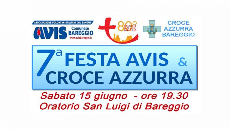 Festa AVIS – Croce Azzurra 2019