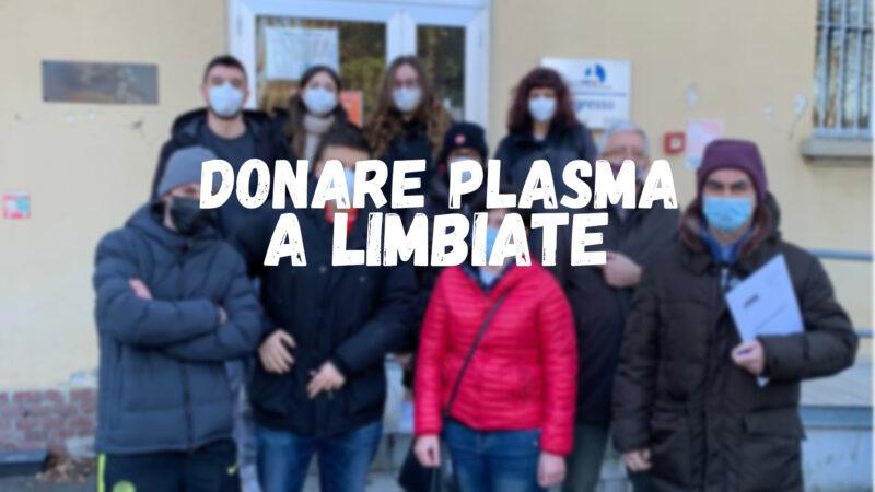 Continuano Le Donazioni al Centro FORMENTANO di LIMBIATE